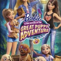 دانلود دوبله فارسی انیمیشن Barbie and Her Sisters in the Great Puppy Adventure 2015
